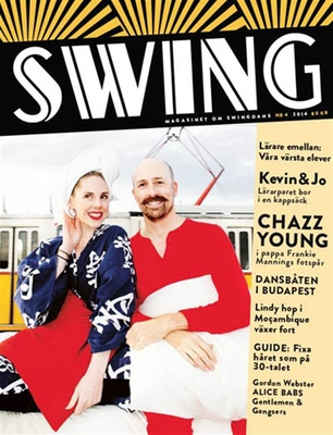 Swing no. 4 in the group Magazines / Lifestyle at Sivletto - Skylark AB (w8233-4)