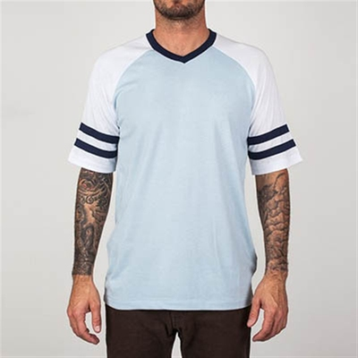 Brixton Victor tee in the group Clearance / Men / T-shirts at Sivletto (w8238)