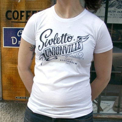 Summer Party 2013 ladies tee  in the group Sale! / Women / Tops, jackets etc at Sivletto - Skylark AB (w8266)