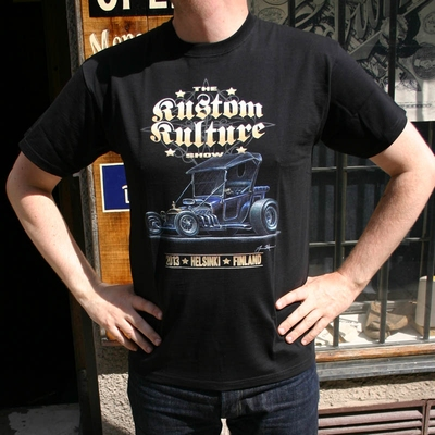 Kustom Kulture Show Tee in the group Clearance / Men / T-shirts at Sivletto (w8300)