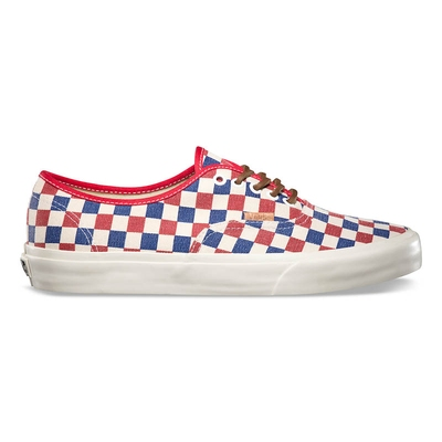 Vans Authentic CA True Blue/Red in the group Clearance / Men / Shoes at Sivletto (w8380)