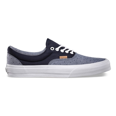 Vans Era CA Chambray Polka Dress Blues in the group Sale! / Men / Shoes at Sivletto - Skylark AB (w8381)