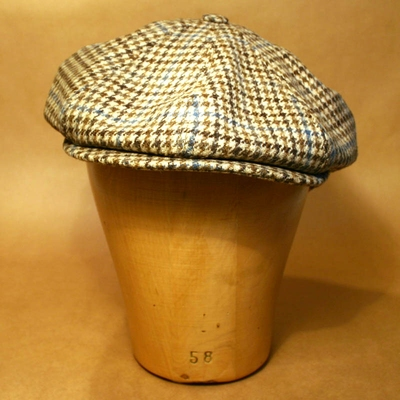 CTH Theodor Sr. Eleganta Beige in the group Clearance / Men / Headwear at Sivletto (w8389)