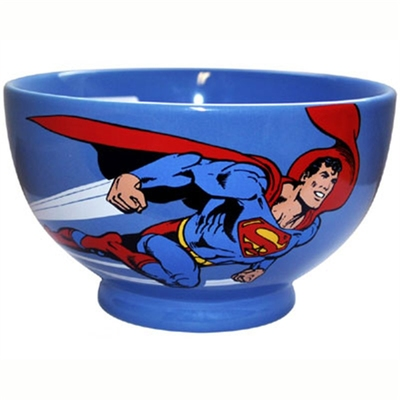 Superman bowl in the group Home and stuff / Kitchen & edibles at Sivletto (w8453)