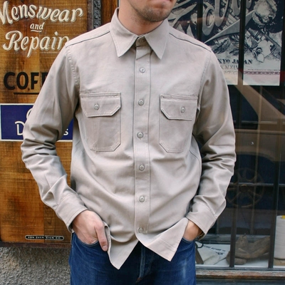 dd197e73348 Tellason Clampdown Shirt Sand in the group Clearance   Men   Shirts at  Sivletto - Skylark