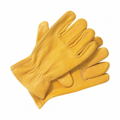 Dickies Lined leather gloves Tan in the group Men / Accessories at Sivletto (w8565)