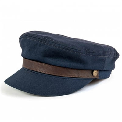 Brixton Fiddler Indigo cap in the group Men   Headwear at Sivletto - Skylark  AB ( 863bc513f2e4
