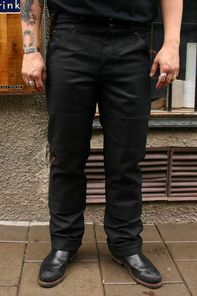 WMAC Work Trousers in the group Unionville / Pants at Sivletto (w8582)