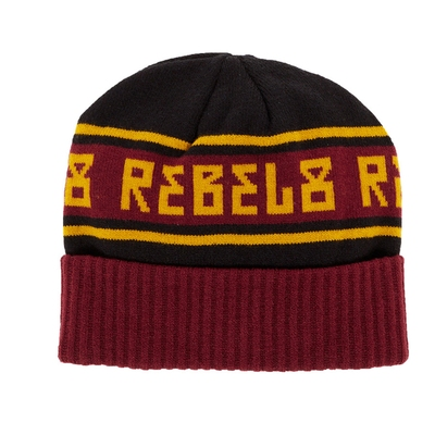 Rebel8 Alpine beanie maroon, one size in the group Clearance / Men / Headwear at Sivletto (w8594)
