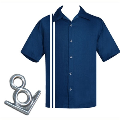 Steady Clothing V8 racer shirt in the group Men / Shirts, short sleeve at Sivletto (w8617)