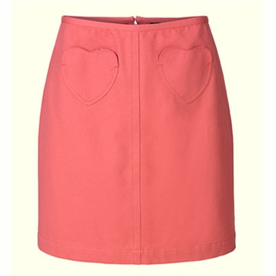 Edith & Ella Heart over heels skirt in the group Clearance / Women / Skirts at Sivletto (w8966)