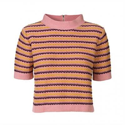 Edith & Ella Cotton candy top in the group Women / Sweaters and cardigans at Sivletto (w8973)