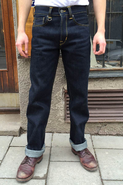 Pike Brothers 1948 Roamer Pant in the group Denim / Jeans at Sivletto (w8981)