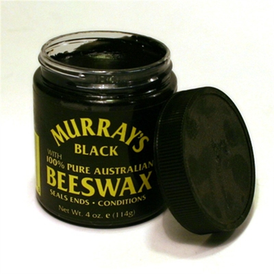 Murray's Beeswax - black in the group Hair and skincare / Pomade / Oil based pomade at Sivletto - Skylark AB (w9)