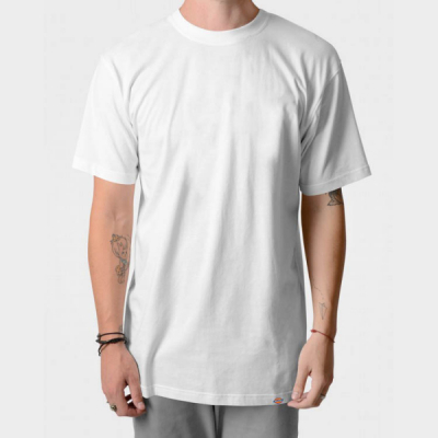 Dickies White T-shirt in the group Men / T-shirts at Sivletto - Skylark AB (w9014)