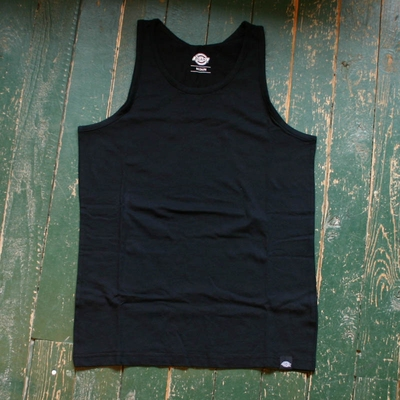 Dickies Tank Top Black in the group Men / Undergarments at Sivletto (w9031)