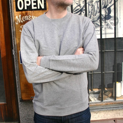 Dickies Washington Grey Melange Sweater in the group Clearance / Men / Sweaters at Sivletto - Skylark AB (w9034)