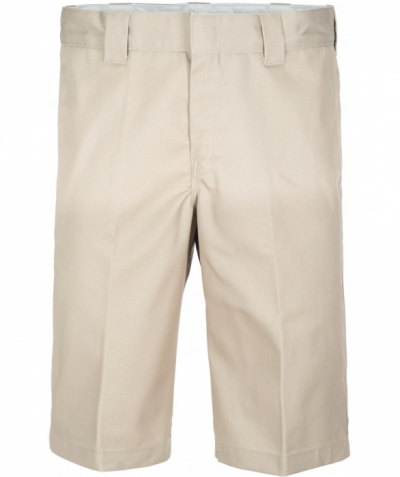 Dickies Slim 13 inch Shorts Desert Sand in the group Men / Shorts at Sivletto - Skylark AB (w9040)