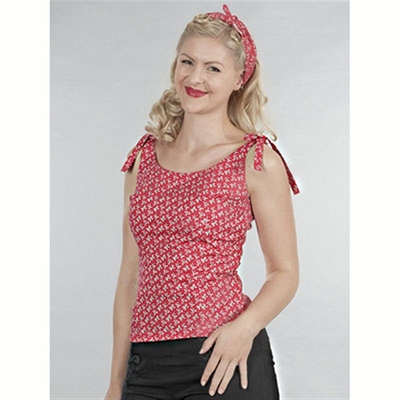 Emmy Design The Bona fide bows beach top in the group Clearance / Women / Tops etc at Sivletto (w9084)