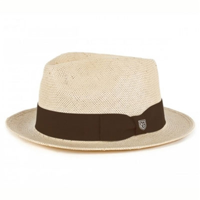 Brixton Baxter Tan/Brown in the group Clearance / Men / Headwear at Sivletto (w9103)
