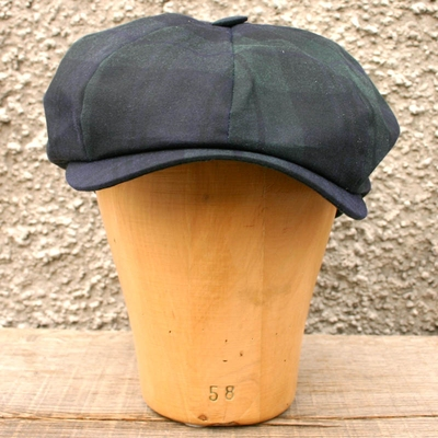 Ove Waxed Cotton in the group Clearance / Men / Headwear at Sivletto (w9231)