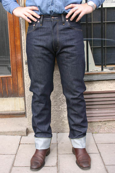 LVC 1962 551Z Jeans Rigid in the group Unionville / Jeans at Sivletto (w9257)
