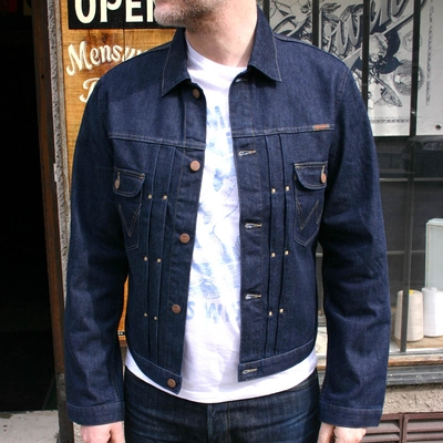Wrangler Pleated Jacket Cool in the group Clearance / Men / Jackets at Sivletto (w9353)