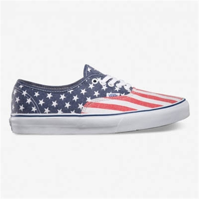 Vans Stars & Stripes Authentic in the group Clearance / Men / Shoes at Sivletto (w9422)