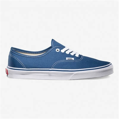Vans Authentic Navy in the group Clearance / Men / Shoes at Sivletto - Skylark AB (w9427)