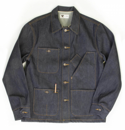 Tellason Coverall Jacket 16.5 oz