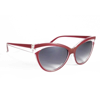 Collectif Classic 50s Sunglasses Red in the group Women / Accessories at Sivletto (w9497)