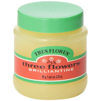 Three Flowers Brilliantine in the group Hair and skincare / Pomade at Sivletto - Skylark AB (w9587)