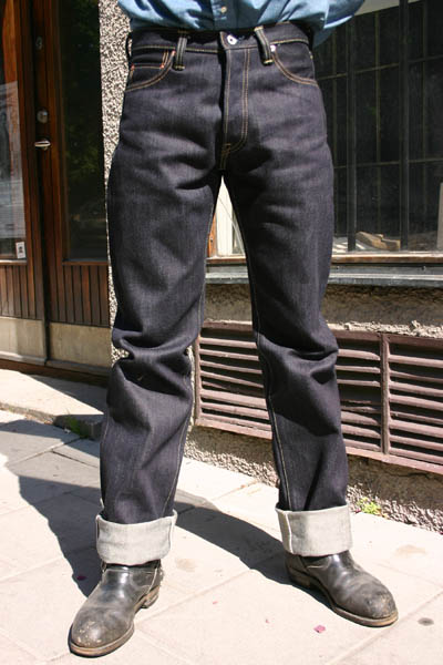 Iron Heart IH-634-XHS 25oz in the group Unionville / Jeans at Sivletto (w9604)