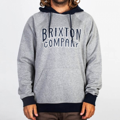 Brixton Bailey hooded sweatshirt in the group Clearance / Men / Sweaters at Sivletto (w9716)
