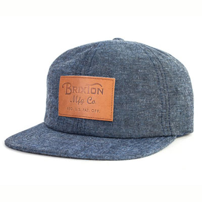 Brixton Clark II cap in the group Men / Hats, caps, beanies at Sivletto (w9747)
