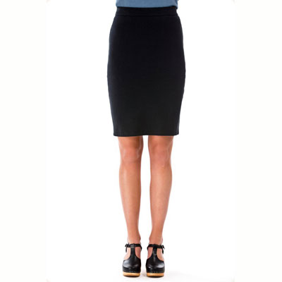 Jumperfabriken Tani Skirt Black in the group Women / Skirts at Sivletto (w9777)