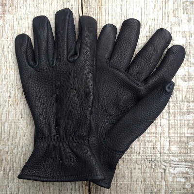 Red Wing Buckskin Glove Black in the group Men / Accessories at Sivletto (w9779)