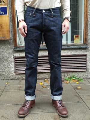 Big John Lot.R009 Slim Fit in the group Unionville / Jeans at Sivletto (w9873)