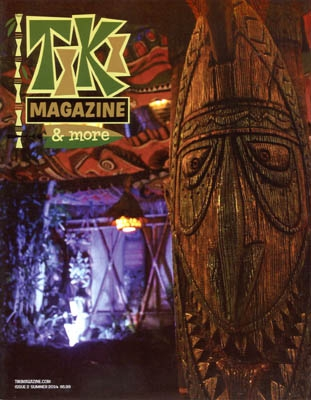 Tiki Magazine issue 2 Summer 2014 in the group Misc / Magazines / Lifestyle at Sivletto (w9882-2)