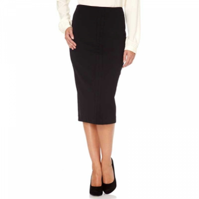 Fever Knightly Skirt Black in the group Women / Skirts at Sivletto (w9892)
