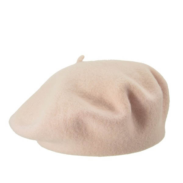 efac3d9a77c819 Seeberger Beret Pink | Sivletto