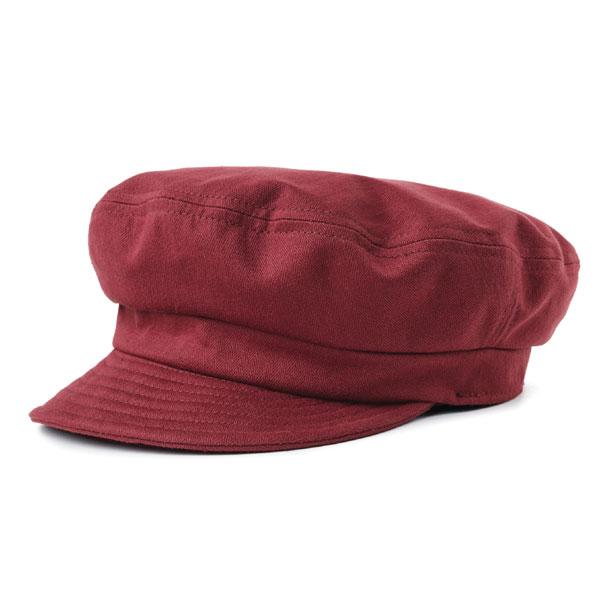 Brixton Fiddler UN cap washed burgundy af39b06da43