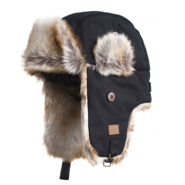 349928f3e Dickies - Dickies Trout creek black trapper hat