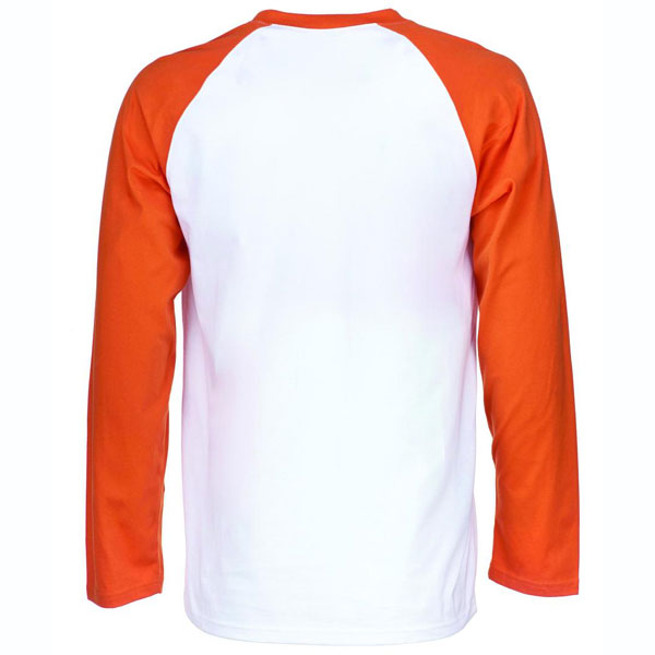factory price 977d6 3ac1b Dickies - Dickies Baseball t-shirt energy orange