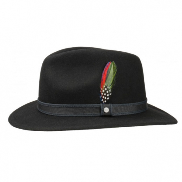 Stetson Classic wool felt traveller hat in the group Men   Headwear   Hats  at Sivletto 2f3b4b6caed4
