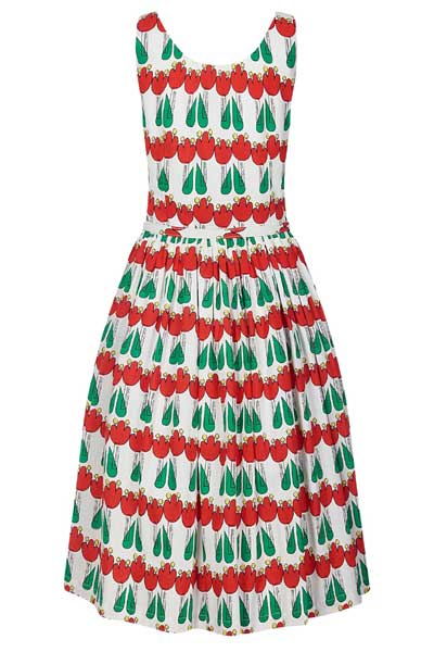 9fe91339201 Collectif Nora abstract swing dress in the group Clearance   Women   Dresses  at Sivletto - · Collectif ...