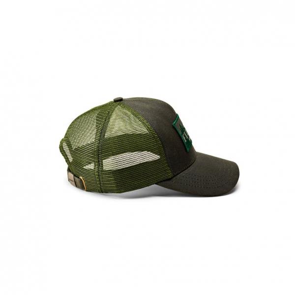 7a1d273d25b Filson Logger Mesh Cap Otter Green