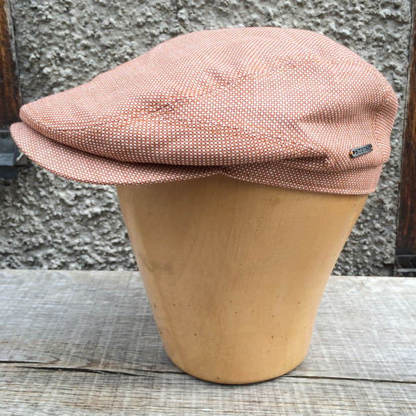 4ca6fe2ae24 Stetson Belfast Tropic Wool Linen in the group Men   Headwear   Flat caps  at. Stetson ...