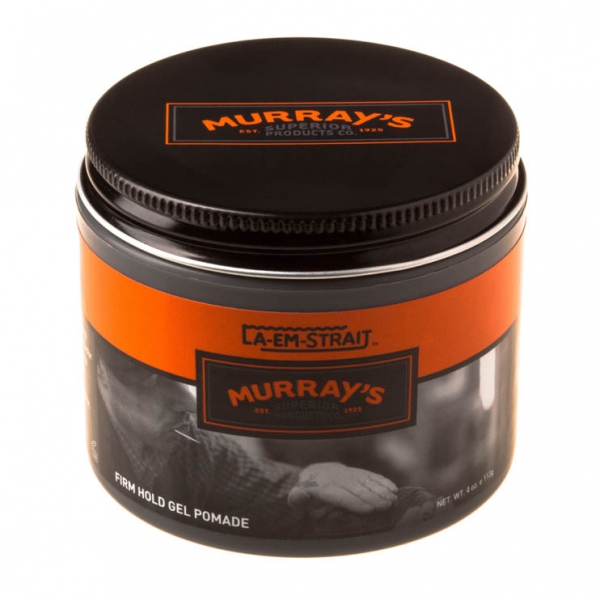 Murray's La-Em-Strait Firm Hold Pomade