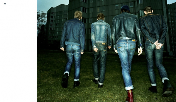 Blue Blooded - Denim Hunters and Jeans Culture | Sivletto